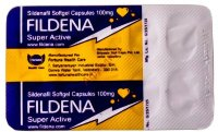 FILDENA Super Active 100mg Capsules